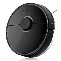 Roborock S55 Robot aspirateur 2 pour la maison sans fil intelligent planifié Route APP contrôle automatique balayage et vadrouille nettoyeur