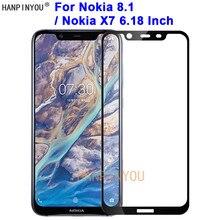 Para Nokia 8.1/Nokia X7 TA-1131 6.18