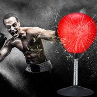 Stress Buster Desktop Punching Ball Desktop Vent Ball For Decompression Relieve Pressure Adult Sport Boxing Training Boxing Ball