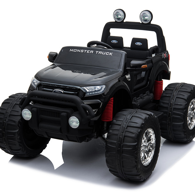 Permis Ford Ranger monstre camion tour électrique en voiture