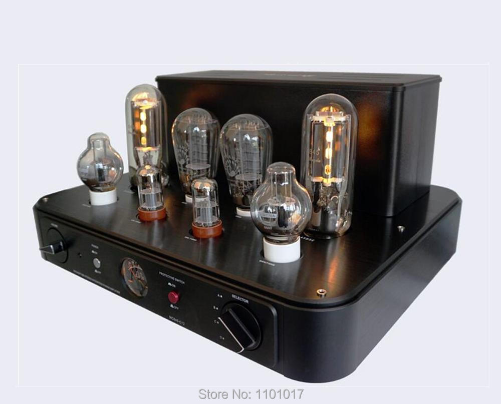 Laochen 300B Tube Amplifier HIFI EXQUIS Single ended Class A Handmade OldChen Sliver Amp