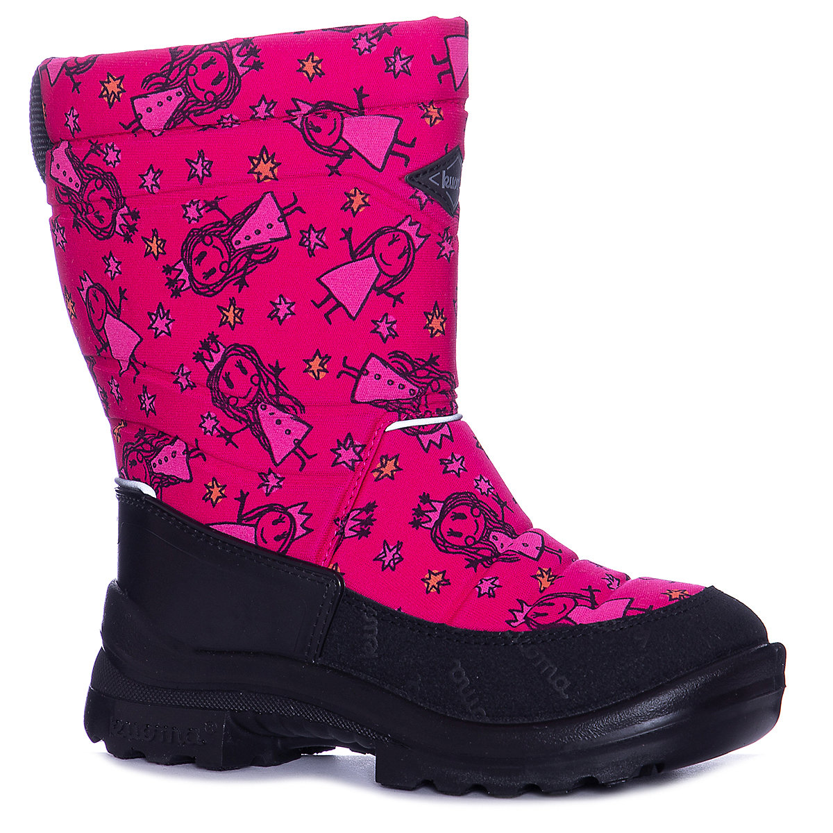 Boots KUOMA For Girls 9491281 Valenki Uggi Winter Baby Kids Children Shoes MTpromo