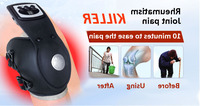 Rheumatoid Knee Joint Physiotherapy Instrument, Elbow, Shoulder Arthritis Pain, Electric Infrared Heat Magnetic Therapy Massage