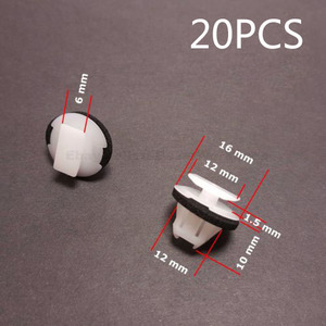 Image 1 - Pince de garniture pour Nissan Juke & x trail T31