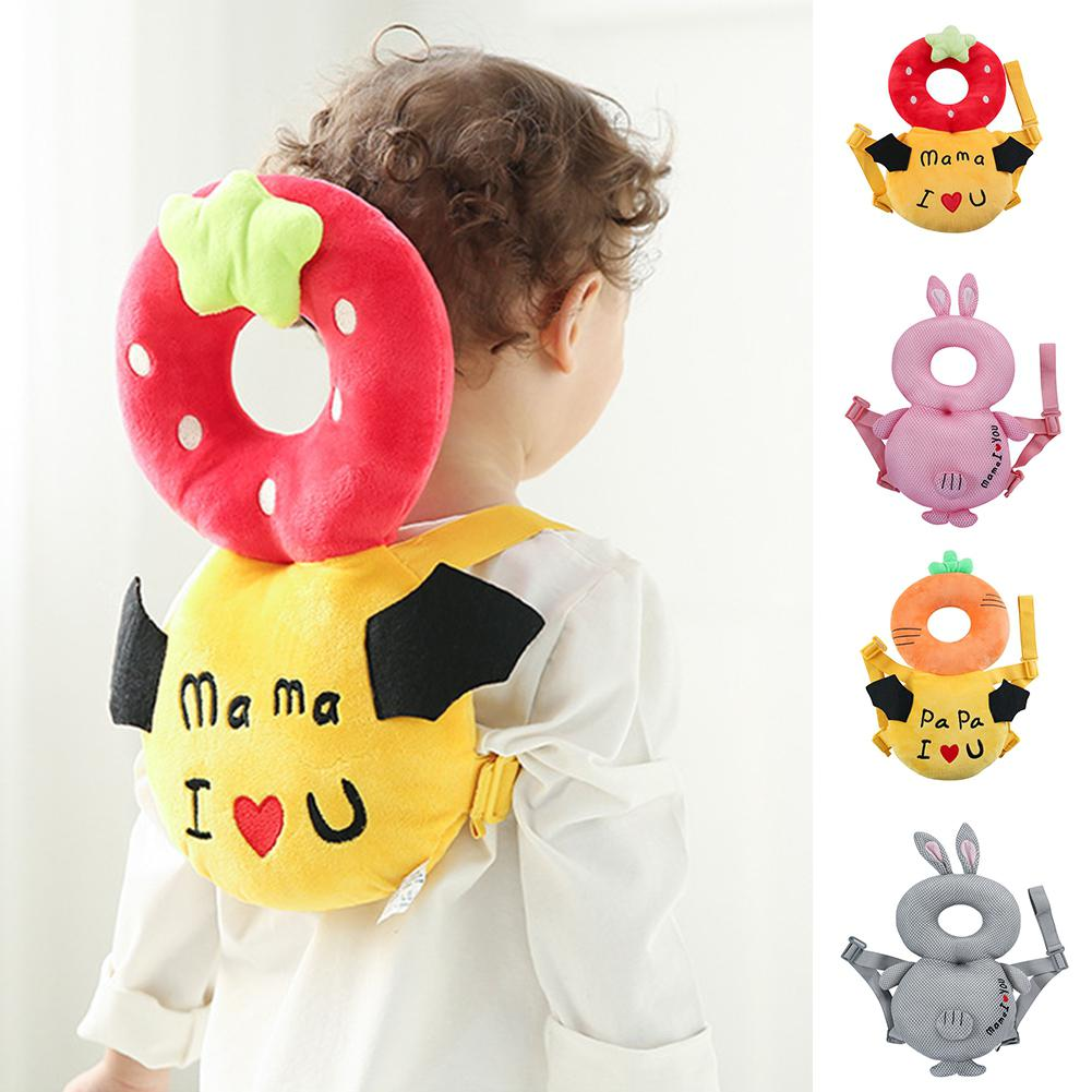 Back To Search Resultsmother & Kids Selfless Kidlove Cute Cartoon Drop Resistance Cushion Baby Head Protection Pad Toddler Headrest Pillow Waterproof Shock-Resistant And Antimagnetic