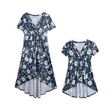 c03a7dae48955 Party Dresses Mom and Daughter Promotion-Shop for Promotional Party ...