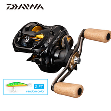 Daiwa Tatula Ct Cs Baitcasting Fishing Reel 100h 100hl 100hs 100hsl 205g 7+1bb 6kg Tws Freshwater Fishing Reel