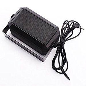 Image 3 - MOOL dikdörtgen harici iletişim hoparlör amatör radyo, CB ve tarayıcılar