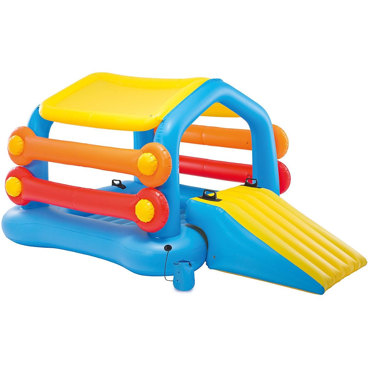 купить INTEX Inflatable Toys 4968663 games toy trampoline for children Kids game MTpromo дешево