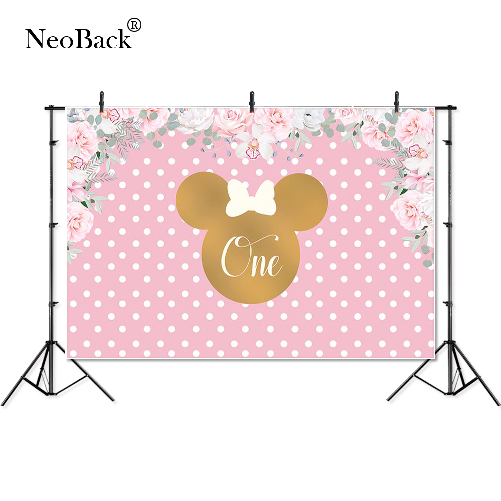 Cartoon Backdrop Boys 1st Birthday Party Backgrounds Small House For Photo Studio Vinyl Photocall Family Customize Cartoon Child Birthday Party Photographic Photo Studio Prop for Girls Boy Pictures