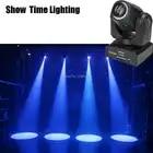 Promotie disco led spot moving head met led strip dj lichten gebruik voor home entertainment KTV Party dance Show Tijd verlichting