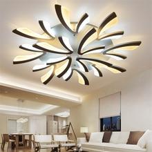Modern Lamp Led pendant lamp Chandelier Lighting Living Room Fixtures Bedroom Ceiling Lamp Home Hanging Lamp Luminaire Lustre