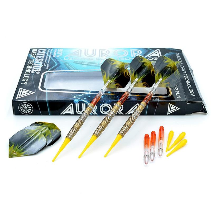 CUESOUL 18g Soft Electronics Darts Tungsten Dart цены онлайн