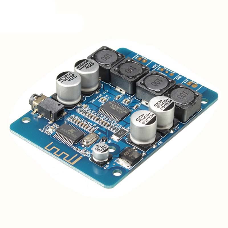 Useful Full-tpa3118 2x30w 8-26v Dc Stereo Audio Bluetooth Digital Power Amplifier Board For Diy Toys Model Amplificador Amplifiers Operational Amplifier Chips Consumer Electronics