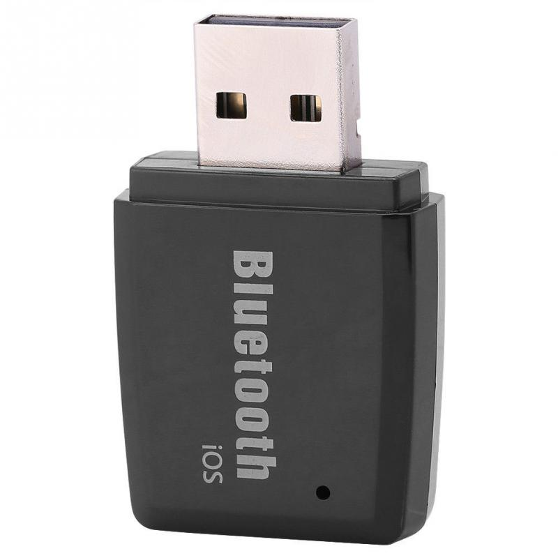 Mini USB Bluetooth 4.1 Adapter Bluetooth Audio Receiver 3.5mm Home Music Stereo A2DP Bluetooth V4.1+EDR Adapter For IOS