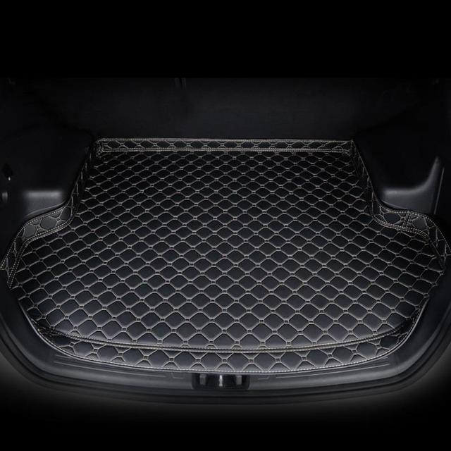 Styling Parts Decoration Automobile Car-styling Trunk Mat Protector Maletero Coche Cargo Liner 13 14 15 16 19 FOR BMW X4 series