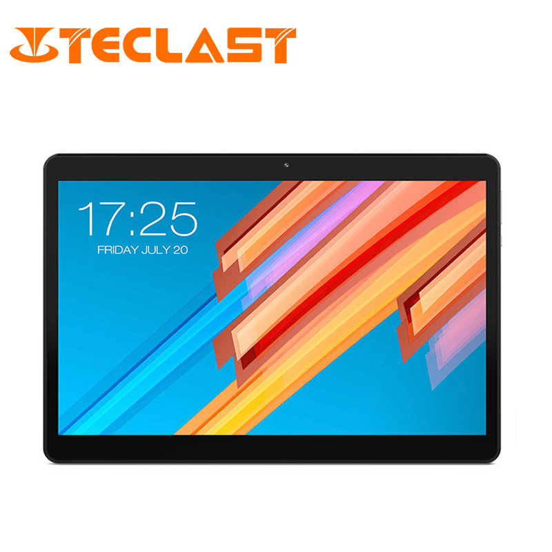 Teclast M20 4G Phablet 10.1 Inch Android 8.0 MT6797 ( X20 ) Deca Core 1.4GHz 3GB RAM 32GB 5.0MP Rear Camera Dual 6600mAh Phablet
