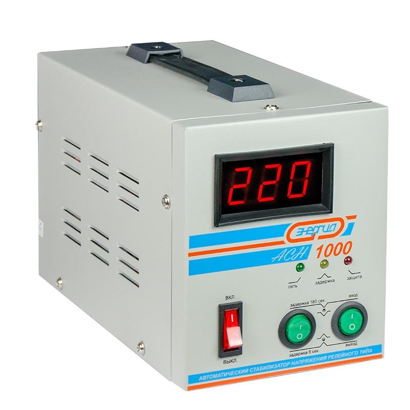 Voltage stabilizer Energy ASN-1000 jtron 1n4007 rectifier diode withstand voltage 1200v black 1000 pcs