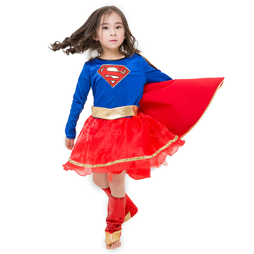 Justice League Girl Costumes