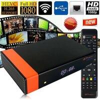 GTMEDIA V8 NOVA Satellite TV Receiver DVB S2 Full HD1080P H265 Built in WIFI TOP