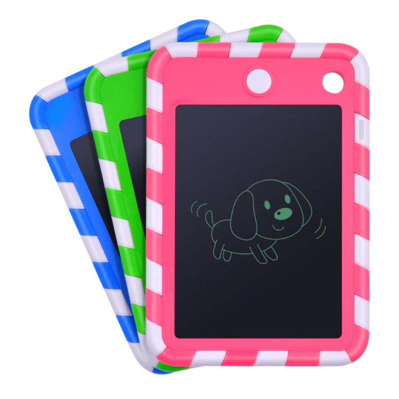 4.4 Inch LCD Writing Tablet Digital Drawing Board For Kid Children Portable Handwriting Pad One Key Remove Smart Drawing Tablet