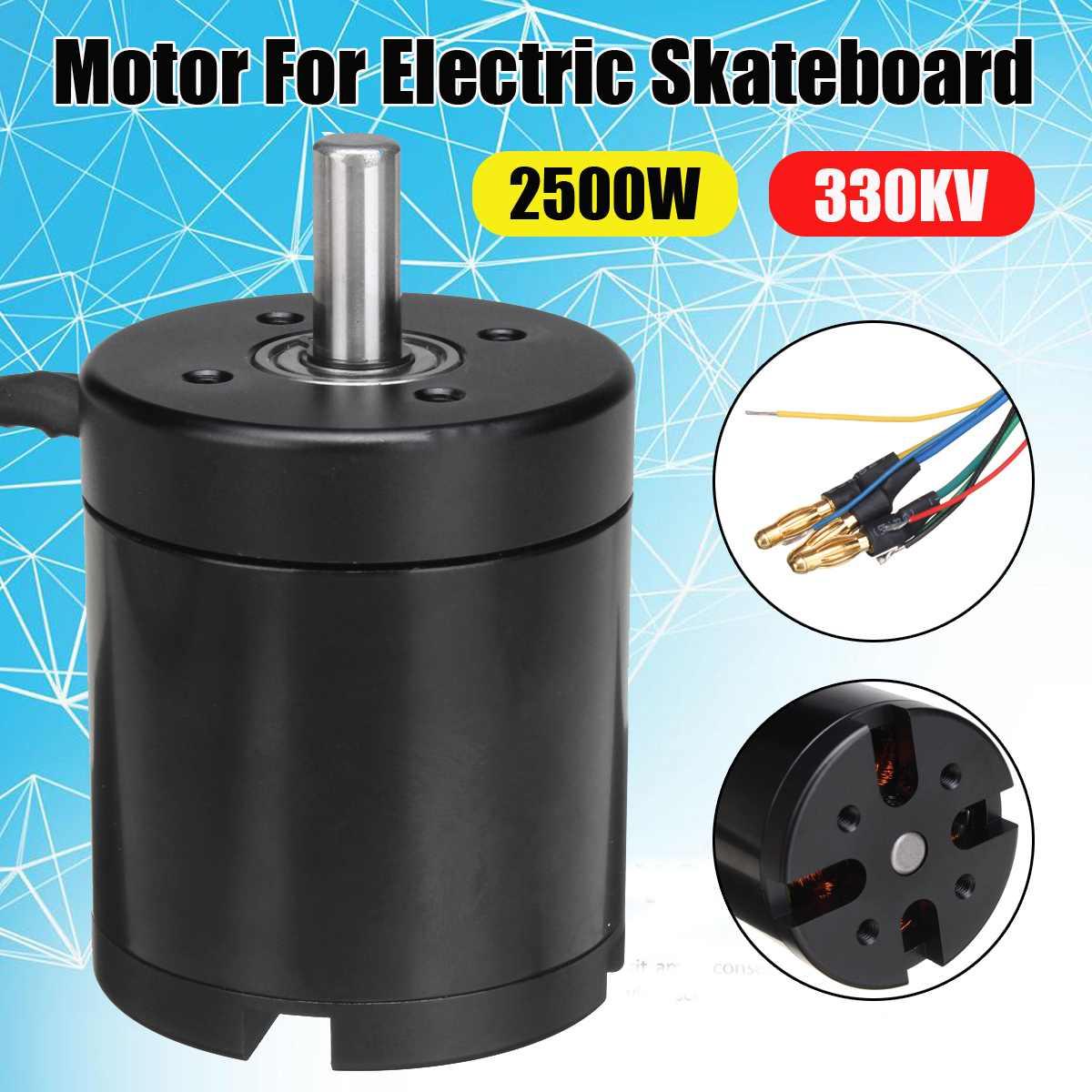 N5065 330KV 2500W Brushless Sensorless Motor For Electric Scooter Skate Board DIY Kit Replacements DIY Repair