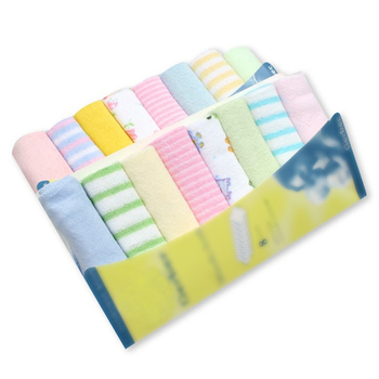 8pcs Soft Cotton Baby Bath Towel Baby & Moms Diapering & Potty Kids & Mom Wet Wipes and Bags