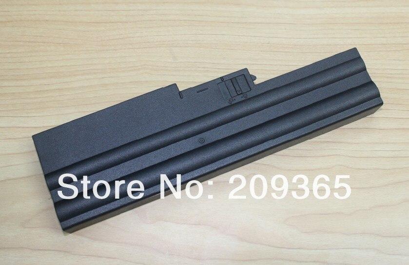 5200 мАч аккумулятор для IBM для lenovo ThinkPad R60e R61 R61e R61i T60 T60p T61 T61p R500 T500 W500 40Y6799 FRU 42T4504