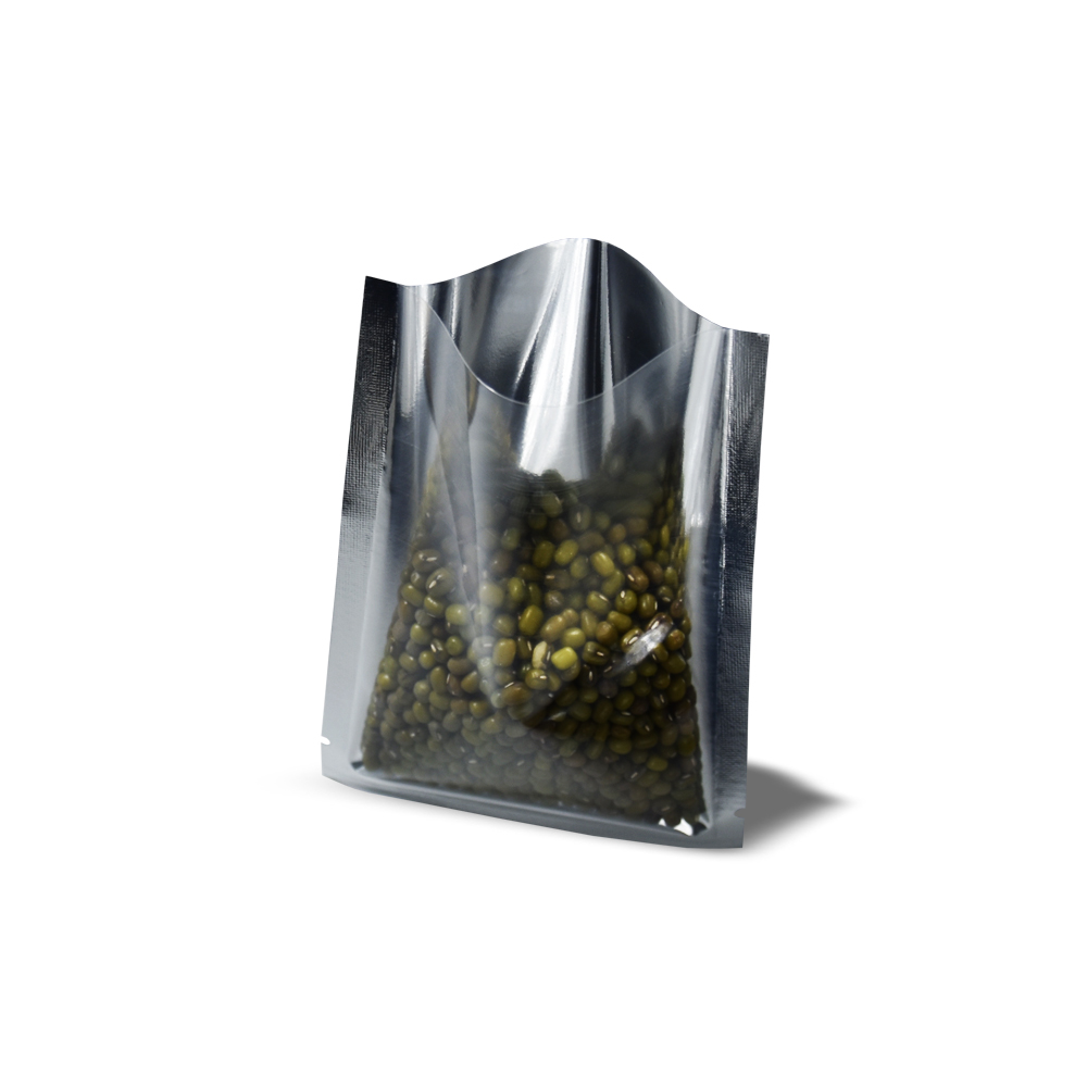 5000pcs lot DHL Free Shipping Clear Aluminum Foil Plastic Bag Dried Food Snack Scented Tea Vacuum Storage Bag Packaging Bags in Storage Bags from Home Garden