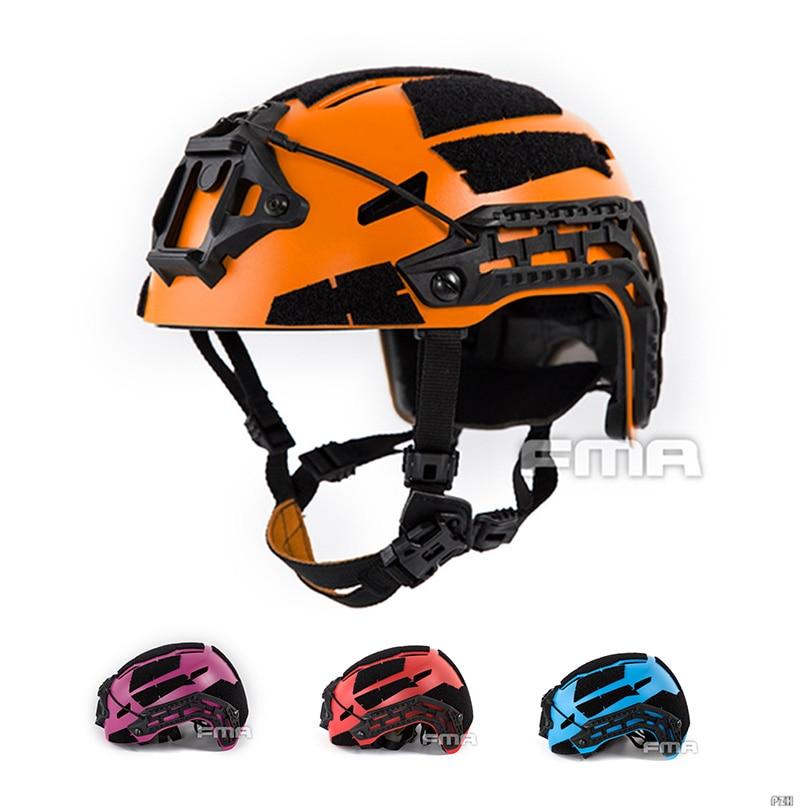 FMA Tactical Airsoft Caiman Ballistic Helmet Paintball Climbing Mounteering Cycling Helmet