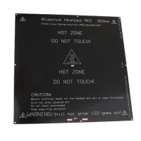 Heated Bed 330*330 Aluminium PCB Heatbed 12v 24v Heat bed for MK3 3D Printer