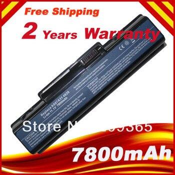 Batería de 7800mAh para portátil, para Acer Aspire 5536G 5735Z 5737Z 5738DG...