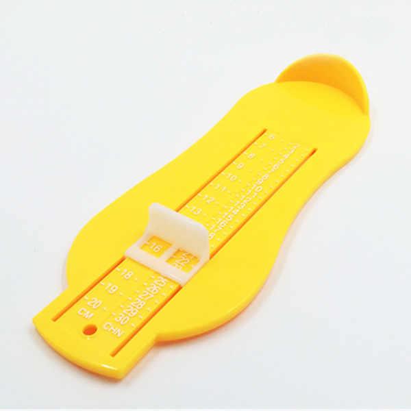 Детская измерительная обувь для малышей Размер Измерительная Линейка Инструмент детская обувь для малышей фитинги указателей ступни