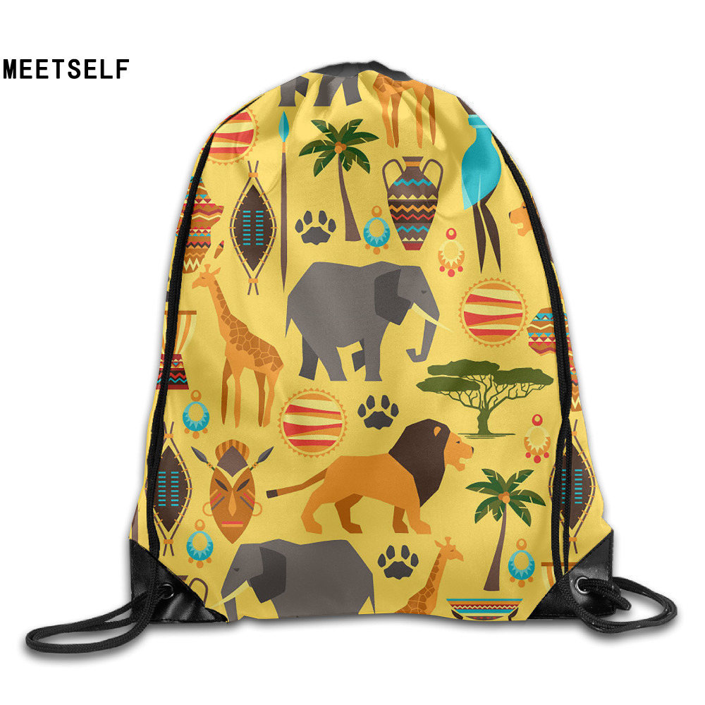 Luggage & Bags Backpacks Valentines Day Drawstring Bag Cotton Fabric Sack Sport Gym Travel Large Capacity Backpack Bags Lightweight Gif For Love 10aug13 A Wide Selection Of Colours And Designs