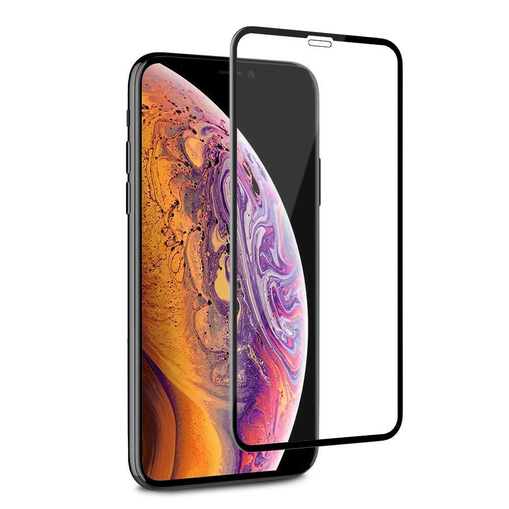 3D Curved Carbon Fiber Tempered Glass For Iphone Xs Max XR XS X Screen Protector