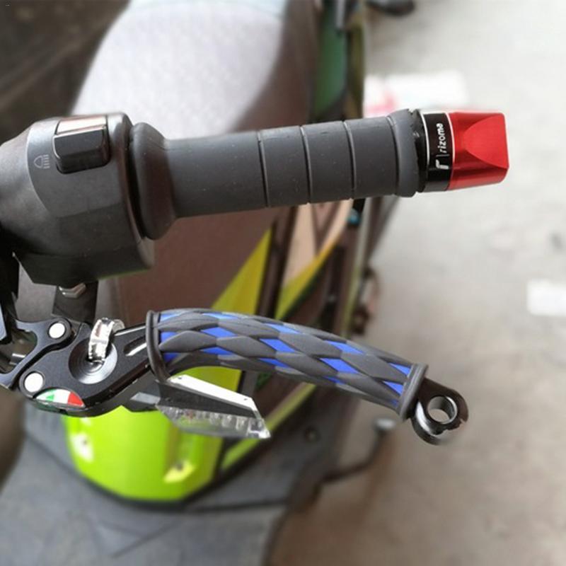 2Pcs Brake Handle Silicone Sleeve Mountain Bike Brake Lever Protection Cover