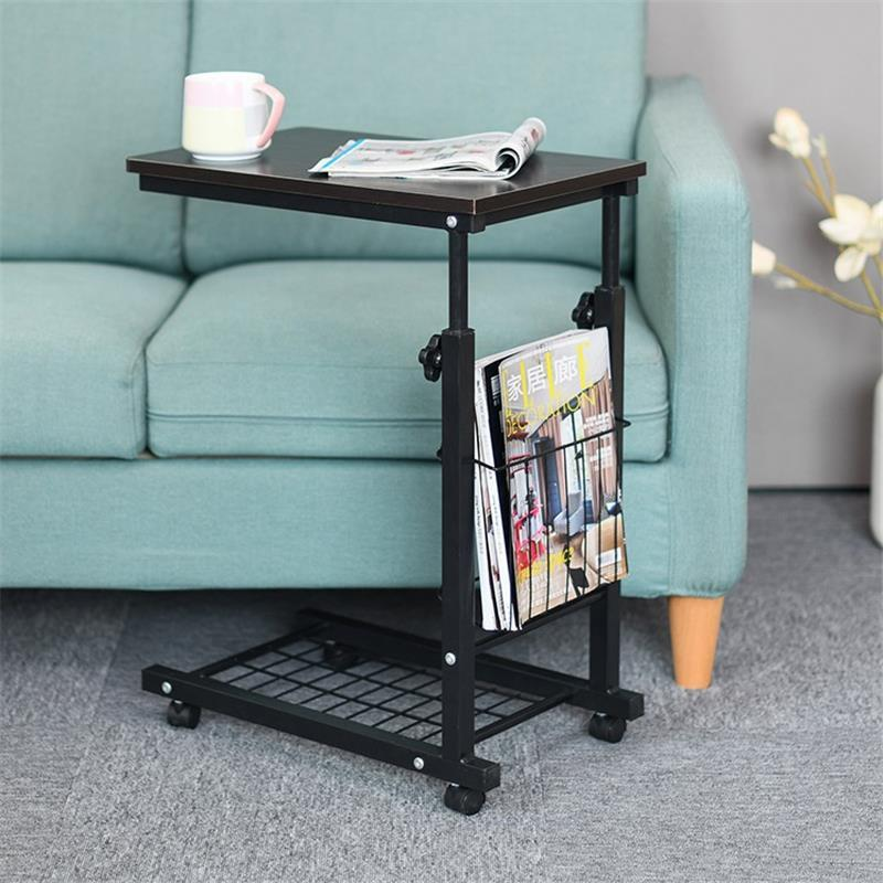 Купить с кэшбэком Dobravel Office Furniture Biurko Mesa Escritorio Escrivaninha Adjustable Tablo Bedside Laptop Stand Study Desk Computer Table