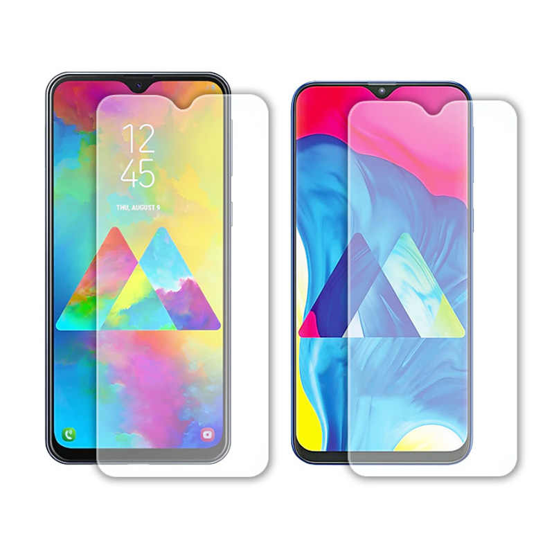 Tempered Glass Cover For Samsung Galaxy A90 A80 A70 A60 A50 A40 A30 A20 A10 M10 M20 M30 A2 Core A7 2018 9H Protective Film Case