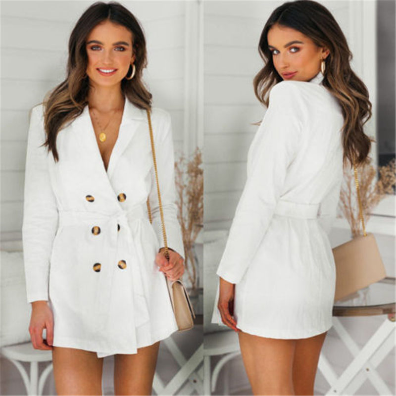 Meihuida Womens Long Slim Belted   Trench   Winter Coat for Ladies Fashion Formal Casaul Comfort Warm Girl Female Overcoat Dropship