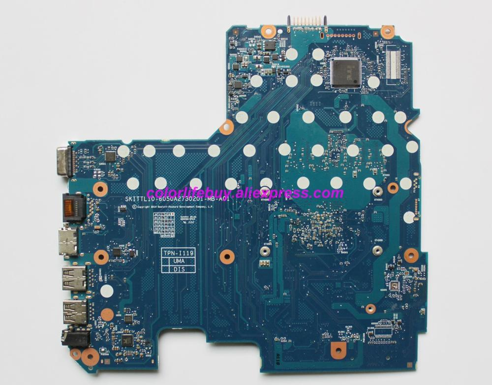 Image 2 - Genuine 814050 001 814050 501 814050 601 UMA CelN3050 2GB RAM Laptop Motherboard for HP 14 AC Series 14T AC000 NoteBook PC-in Laptop Motherboard from Computer & Office