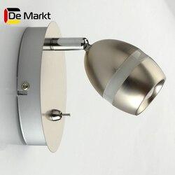 Лампы и абажуры DE·MARKT