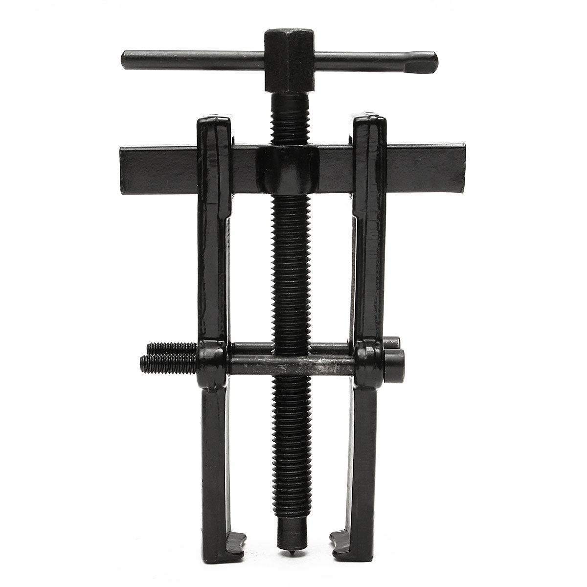 Free Shipping Black Plated Two Jaws Gear Puller Armature Bearing Puller Forging Black Plated Two Jaws Gear Bearing Puller New