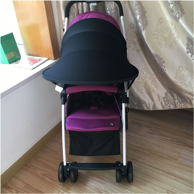 2019 Brand New Sun Ray Sun Shade Canopy FOR Buggy Pushchair Pram Better Than Sun Umbrella Stroller accessory Cart Shade Canopy & 2019 Brand New Sun Ray Sun Shade Canopy FOR Buggy Pushchair Pram ...
