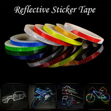 2019 Bicycle Accessories Reflective Stickers Motorcycle Bicy