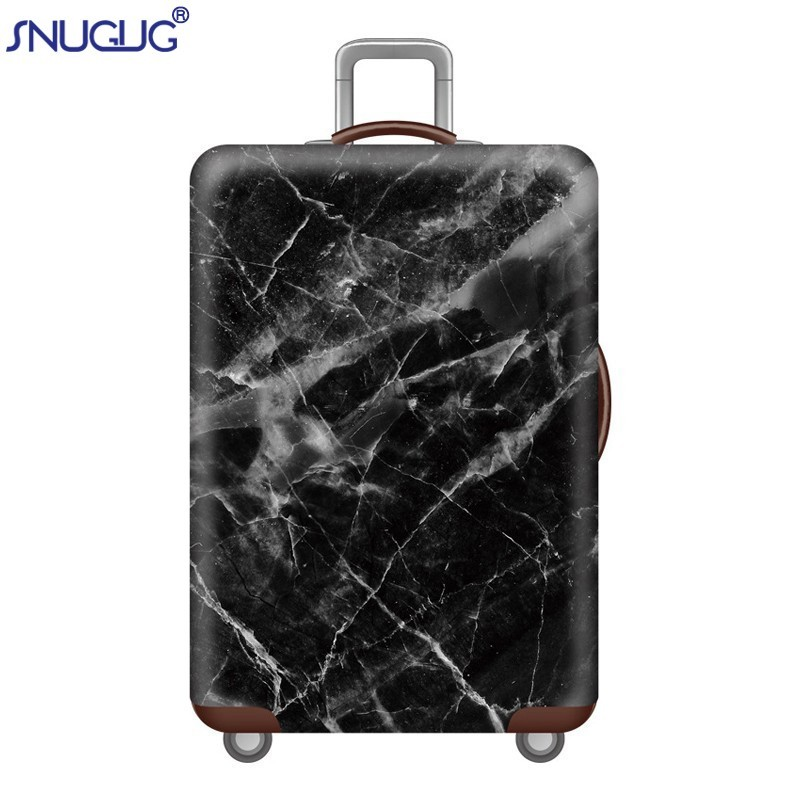 Trolley Case Protective-Luggage-Cover Dust-Cover Cloth Elastic Thicken Stretch Shell