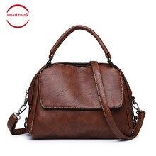 2019 Bags For Women Small Sac Female Leather Bags Doctor Handbags Women Famous Brands Shoulder Bag Ladies Bolsa Feminina
