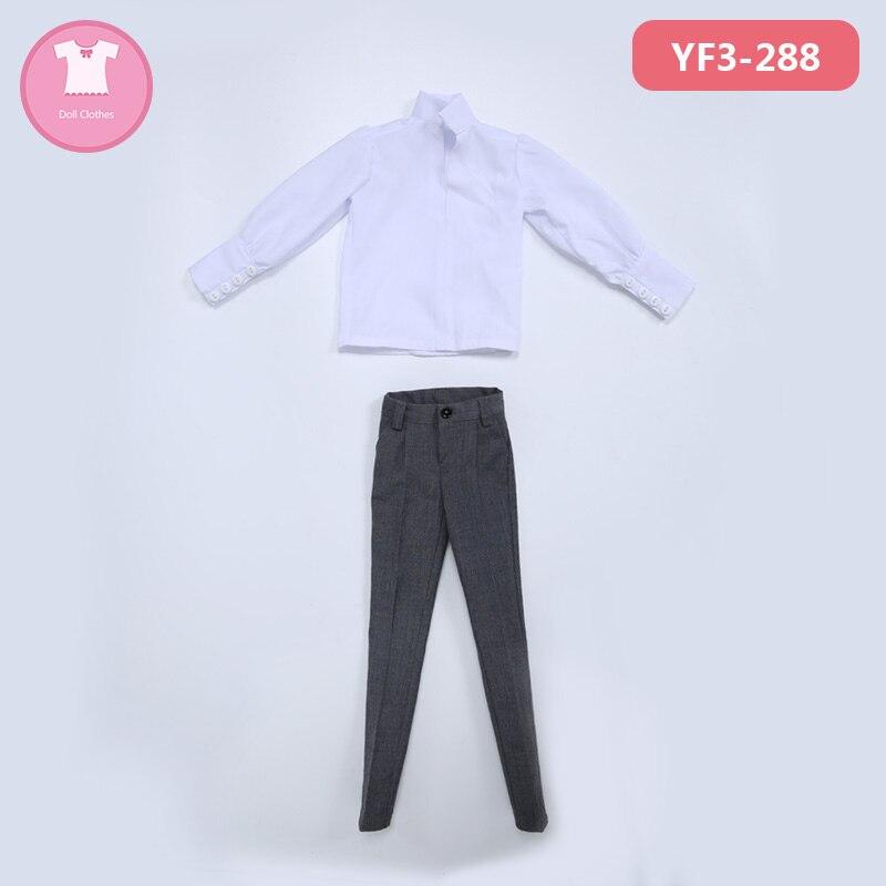 Free shipping BJD Clothes Migidoll Ryu 1/3 BJD SD Men's business attire SDGR boy Doll Clothes Accessories OUENEIFS 1