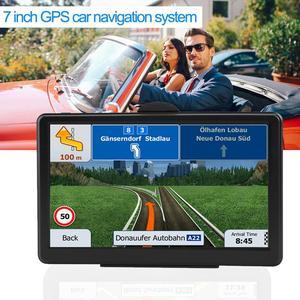 7 inches HD Car GPS Navigation
