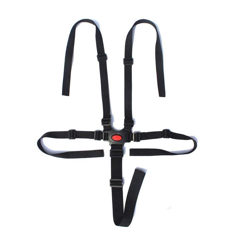 Baby Stroller Harness 5 Point Safe Belt For High Chair Pram Buggy Kid Pushchair