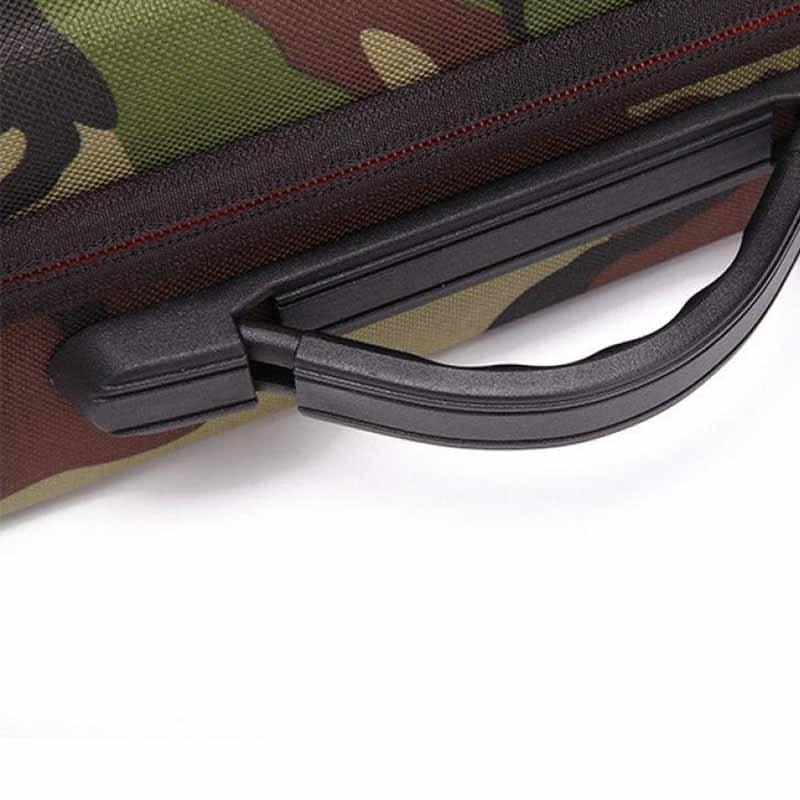 Spalla Sacchetto di Caso Della Protezione Interno EVA Impermeabile Per DJI MAVIC ARIA Drone Nuovo (Camouflage)